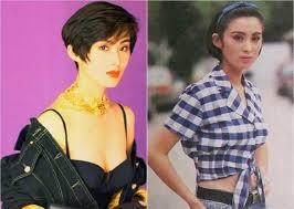 hongkong short hair style 80s hongkong female stars fashion is much more interesting than now
