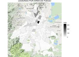 Map Of La Paz Mexico by How To Create Crime Maps Of Mexico City