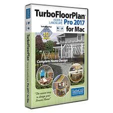 Home Landscape Design Software For Mac Turbofloorplan Home U0026 Landscape Pro 2017 For Mac Electronic