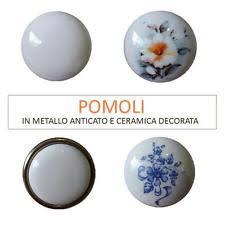 pomelli per porte maniglie pomelli ceramici per porte ebay