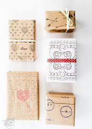 unique wrapping paper preppy and unique diy s day gift wrap create and