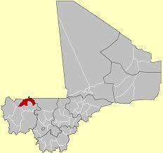 The Sahel Map Circondario Di Nioro Du Sahel Wikipedia