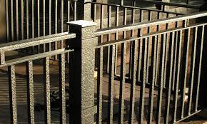exterior iron porch railing u2014 railing stairs and kitchen design