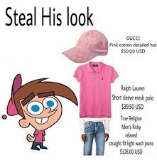 Gucci Hat Meme - steal his look gucci pink cotton detailed hat 5000 usd ralph lauren