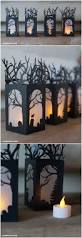 Mason Jar Halloween Lantern 20 Creative Diy Halloween Decor Ideas For Creative Juice