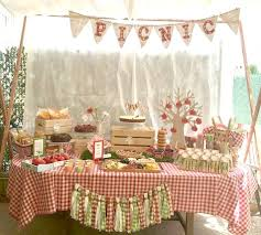 Picnic Decorations Picnic Party Ideas U2013 The Party Fetti Blog