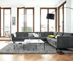 canap gris fonc salon avec canap gris fonc avec canape quel tapis avec canape gris