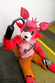foxy costume foxy 1 by ellehcore on deviantart