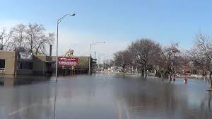 Des Plaines Il by Flooding Of Elk Grove And Des Plaines Il Youtube