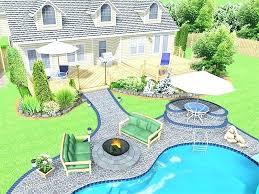Backyard Landscaping Design Ideas Free Landscaping Images Backyard Design Strikingly Idea 1