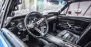 ford mustang 1967 interior 1967 ford mustang fastback done beautifully by carlex design