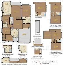 Game Room Floor Plans New Homes For Sale Pflugerville Texas 78660 Avalon Floor Plans