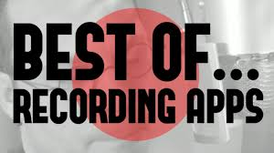 best recording app for android five of the best voice recording apps available for android