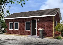 easily install outdoor prefabricated house kit prefab bungalow for