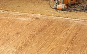 Hardwood Floor Restoration Guest Bedroom Hardwood Floor Restoration The Square Buff Sander Way