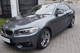bmw m sport coupe 2017 bmw 2 series 220d coupe m sport auto coupe diesel rwd