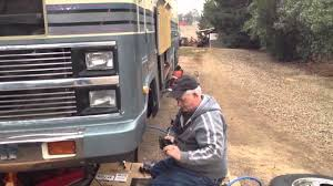 motorhome rv brakes youtube
