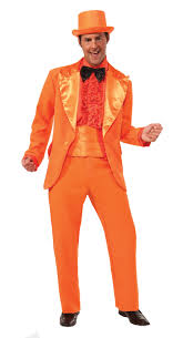 dumb and dumber costumes forum orange prom tuxedo dumb dumber 74243 911