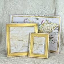 shabby chic white frames tabuladecoro artfire shop