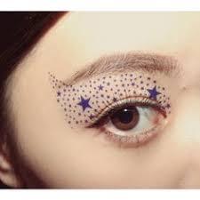 temporary eye makeup eyeshadow masquerade