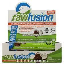 san rawfusion rawfusion bar 12 bars