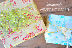 where can i buy wrapping paper handmade wrapping paper 23 days to go marilou