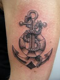 wrist tattoo of nautical star anchor in 2017 real photo pictures