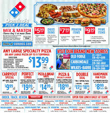 domino s domino s pizza nepa domino s pizza in the scranton wilkes barre area