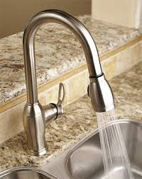 satin nickel kitchen faucet how to clean a brushed nickel faucet faucet care or maintenance