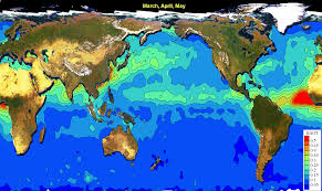 Map Of Pacific Depth Of Pacific Image Gallery Hcpr