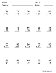 6th grade math worksheets properties of addition and multiplication worksheets 6th grade