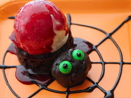 halloween treats inside nanabread u0027s head