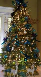 it s a peacock with pier 1 peacock tree skirt and