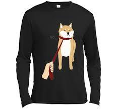 Doge Meme T Shirt - cute shiba inu shirt nope doge meme t shirt w t shirt long sleeve