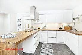 cuisine blanc laqu plan travail bois plan de travail cuisine blanc cuisine blanche avec parquet pour