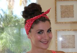knot headband how to wear a top knot headband
