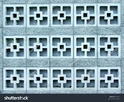 Decorative Cinder Blocks Decorative Concrete Blocks Stock Photo 744611 Shutterstock