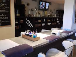 Bar In Living Room Teres Nail Bar In Scottsdale Nicki A La Noche