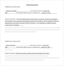 doctors note for template template designdoctors note