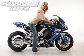 Comfortable Motorcycles Toyz Story A Roaring Toyz Custom Ninja 1000 Accelerate