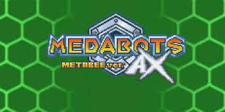 medabots ax metabee vers game boy advance games nintendo