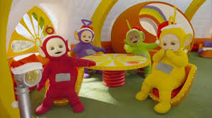 teletubbies we wish you a merry 2016