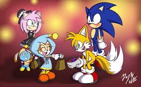 Happy Halloween Animated Happy Halloween From Sonic And Friends By Nerdword On Deviantart