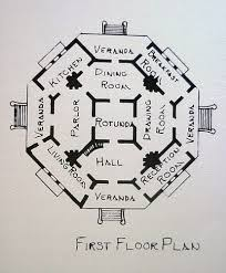 house plans mississippi 22 first floor plan of longwood natchez mississippi by