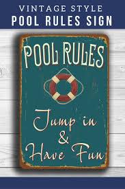 best 25 pool rules ideas on pinterest pool rules sign pool