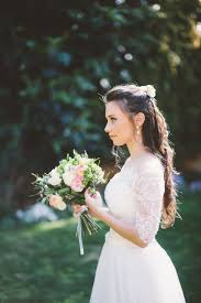 bridal hairstyle for marriage all you need to know about wedding hairstyles wedding party by