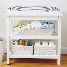 white nursery changing table changing table organizer amazing home interior design ideas by baby