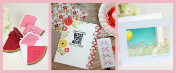 greetings crafters say hello with unique greeting cards