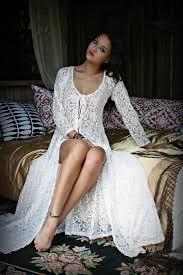 Wedding Sleepwear Bride Lace Tie Front Nightgown W Panties Bridal Lingerie Wedding
