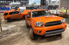 Ford Raptor Competitor - chevrolet toyota and nissan show their raptor fighters